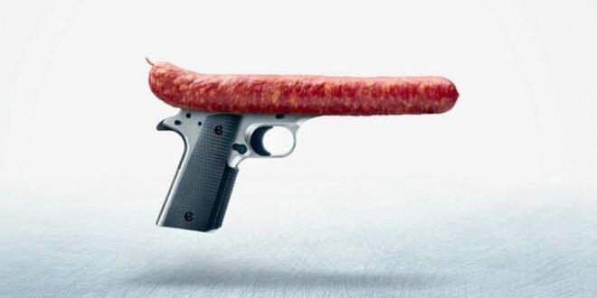 Мясо убивает